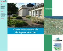 Aperçu de la charte Intercommunale de Bayeux Intercom
